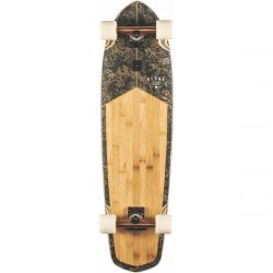 Globe Blazer XL 36 Inch Complete Skateboard in Bamboo