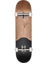 Globe G1 Argo 8.25 Inch Complete Skateboard - Dark Maple/Black