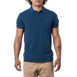 Rip Curl Faded Polo Mens T-shirt - Indigo