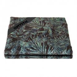 Mystic Quick Dry Towel - Green - Full View