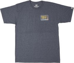 Salty Crew Point Loma Mens S/S T-Shirt - Navy Heather