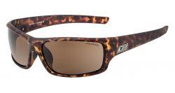 Dirty Dog Clank Sunglasses - Matte Tort/Brown Polarised