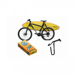 Northcore Lowrider Bike Surfboard Carry Rack