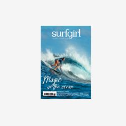 Surf Girl Magic of The Ocean Magazine - Issue 72