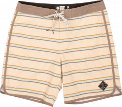 Salty Crew Beachbreak Mens Board Shorts - Camel