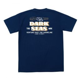 Dark Seas The Original Mens T-Shirt - Navy