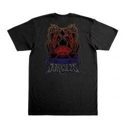 Dark Seas Hold High Mens T-Shirt - Black