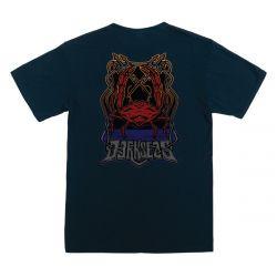 Dark Seas Hold High Mens T-Shirt - Slate