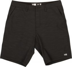 Salty Crew Drifter Hybrid Walk Shorts Charcoal