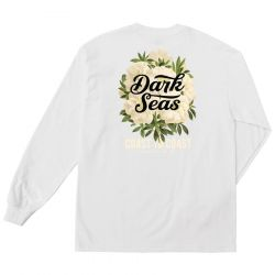 Dark Seas Victory L/S Mens T-Shirt - White