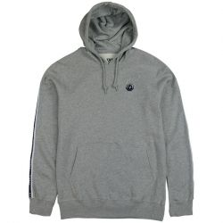 Vissla The Trip Hoodie - Phantom - Pull over hoodie made with 100% organic cotton for a great comfort and feel. Free UK Delivery available at Wetsuit Centre