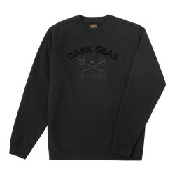 Dark Seas Mason Crewneck Sweatshirt - Black