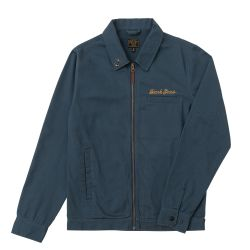 Dark Seas Teamster Jacket - Navy
