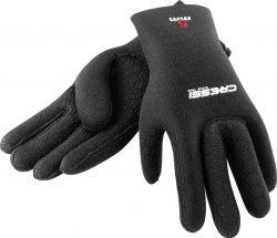 Cressi High Stretch 2.5mm Dive Gloves 2021 - Black - Top