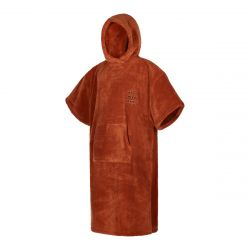 Mystic Poncho Teddy Changing Robe 2021 - Rusty Red