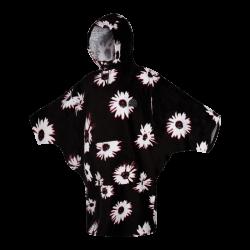 Mystic Womens Wide Poncho 2021 - Multi Colour