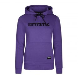 Mystic Brand Sweat Womens Hoodie 2021 - Purple