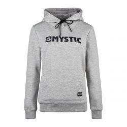 Mystic Brand Womens Hoodie Sweat 2021 - Grey