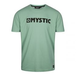 Mystic Brand Mens Tee 2021 - Seasalt Green