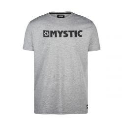 Mystic Brand Mens Tee 2021 - Grey