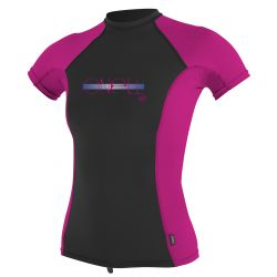 O'Neill Skins Girls UV50+ Sun Protection Top