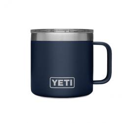 Yetil Rambler Mug- Navy