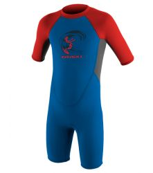 O'Neill Toddlers 2mm Reactor Boys Shorty Wetsuit 2017