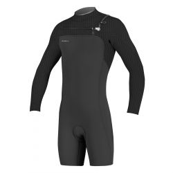 O'Neill Hyperfreak 2mm Chest Zip L/s Shorty