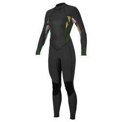 O'Neill Bahia 3/2 back zip wetsuit
