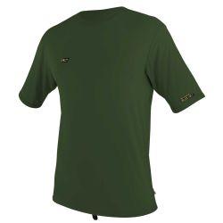 O'Neill Premium Skins Sun Shirt - Dark Olive