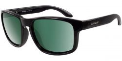 Dirty Dog Coerce Sunglasses - Satin Black/Grey Polarised