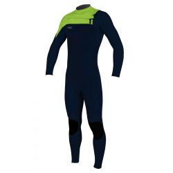O'Neill Youth Hyperfreak 3/2+ Chest Zip Wetsuit 2021