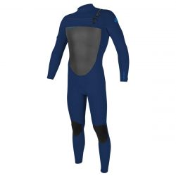 O'Neill Epic 3/2mm Chest Zip Mens Summer Wetsuit 2021 - Navy