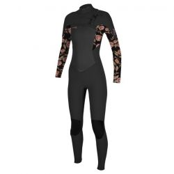 O'Neill Epic 4/3mm Chest Zip Wetsuit For Women