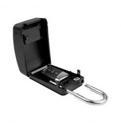 Surflogic Premium Key Safe Lock - Black