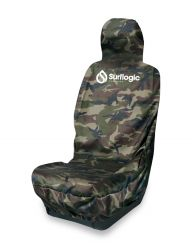 Surflogic Waterproof Single Car Seat Cover - Camo