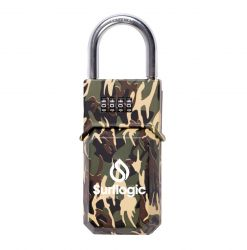 Surflogic Standard Key Safe Lock - Camo