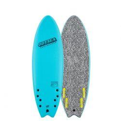 """Catch Surf Odysea 5'6"""" Skipper Foam Surfboard - Blue"""
