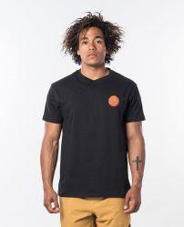 Rip Curl 'Passage' T-Shirt - 'Black'