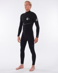 Rip Curl E Bomb 4/3 zip free wetsuit
