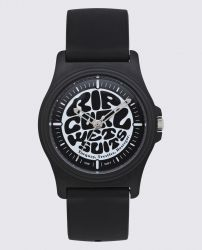 Rip Curl Revelstoke Mens Watch in Black and White