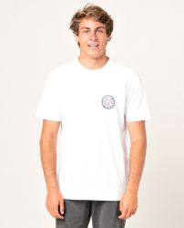 Rip Curl 'Wetty Party' T-Shirt - 'White'