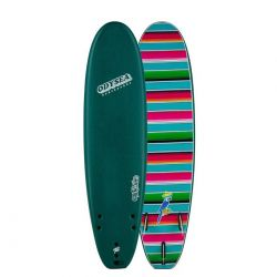 Catch Surf X Jonny Redmond 7'0 Log Foam Surfboard - Verde Green