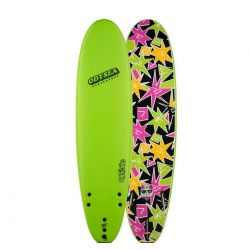 Catch Surf X Kalani Robb 7'0 Log Foam Surfboard - Lime Green