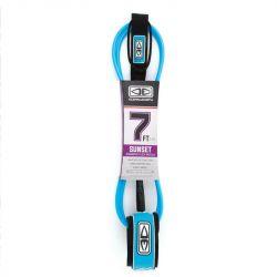 7Ft sunset surfboard leash