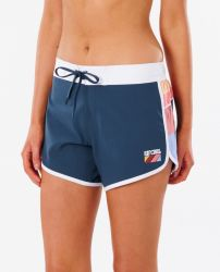 Rip Curl Golden State Womens Board Shorts - Navy