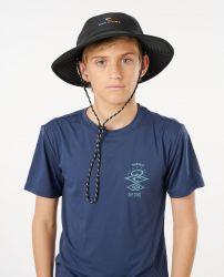 Rip Curl Boys Beach Sun Hat - Black