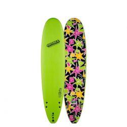 Catch Surf X Kalani Robb 8'0 Log Foam Surfboard - Lime Green