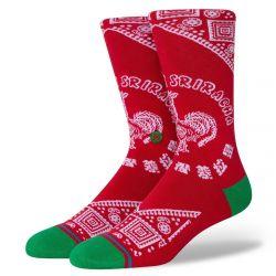 Stance Socks Sriracha - Red