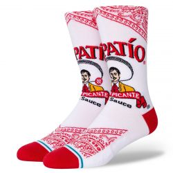 Stance Socks Tapatio - White